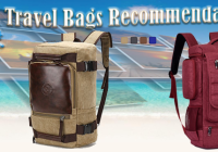 Travel bags recommendations